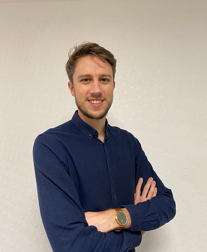 Alexis grosbois co-gérant