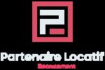 Logo bleu recrutement partenaire locatif